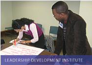 Millennium Momentum Foundation, Inc. Leadership Development Institute