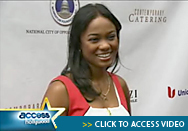Access Hollywood Video Tatyana Ali